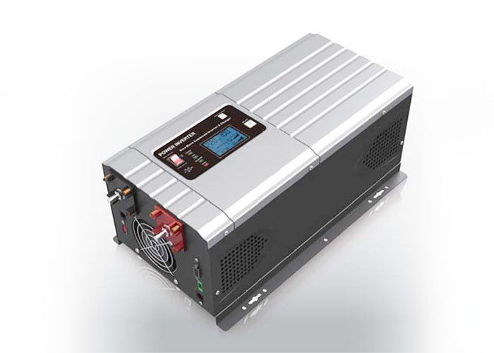 Commercial  Low Frequency Power Inverter 1KW - 6KW With RS232 Communication Port